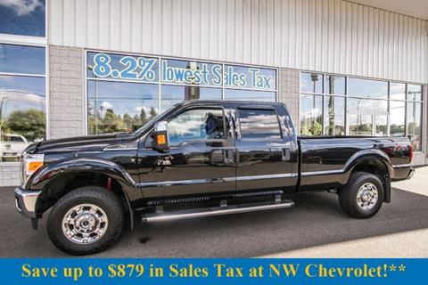 2015 Ford F-350 Super Duty for sale in Mckenna, WA