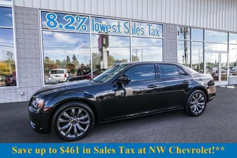 2014 Chrysler 300 for sale in Mckenna, WA