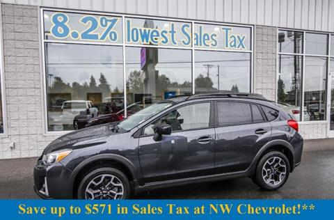2016 Subaru Crosstrek for sale in Mckenna, WA