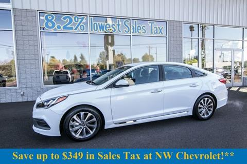 2015 Hyundai Sonata for sale in Mckenna, WA