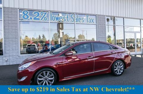 2011 Hyundai Sonata Hybrid for sale in Mckenna, WA