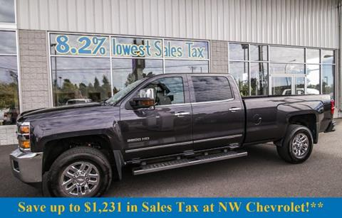 2015 Chevrolet Silverado 3500HD for sale in Mckenna, WA