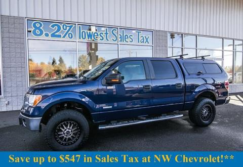 2011 Ford F-150 for sale in Mckenna, WA