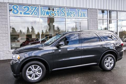 2011 Dodge Durango for sale in Mckenna, WA