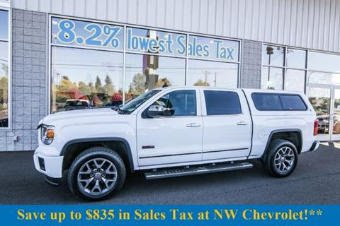 2014 GMC Sierra 1500 for sale in Mckenna, WA