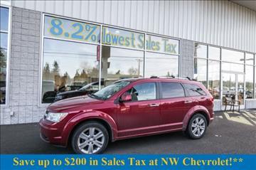 2010 Dodge Journey for sale in Mckenna, WA