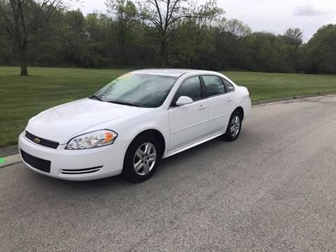 2010 Chevrolet Impala for sale in Cudahy, WI