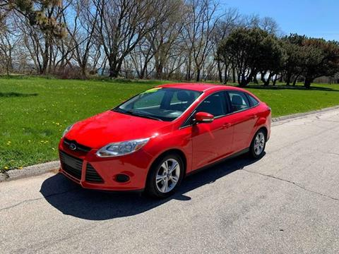 2014 Ford Focus for sale in Cudahy, WI