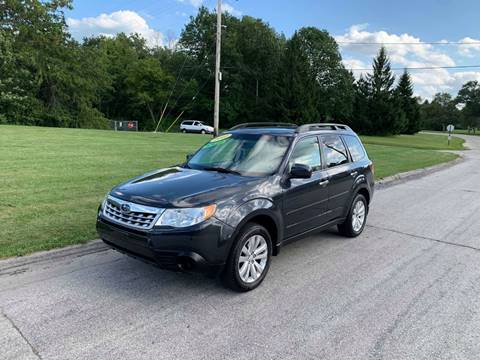2012 Subaru Forester for sale in Cudahy, WI