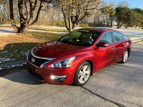 2015 Nissan Altima for sale in Cudahy, WI