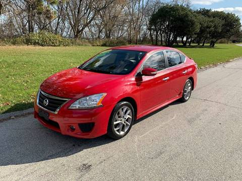 2015 Nissan Sentra for sale in Cudahy, WI