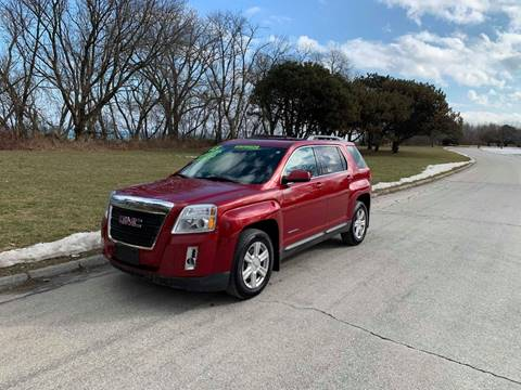 2015 GMC Terrain SLE-2 for sale at Aleid Auto Sales in Cudahy WI