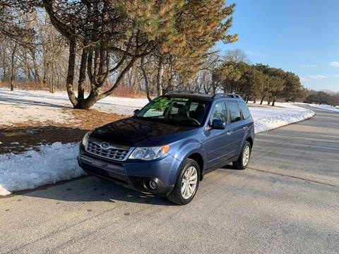 2013 Subaru Forester 2.5X Limited for sale at Aleid Auto Sales in Cudahy WI