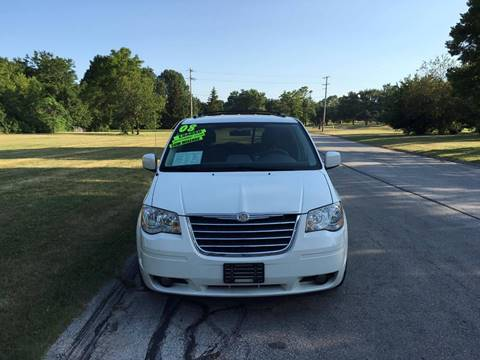 2008 Chrysler Town and Country for sale in Cudahy, WI