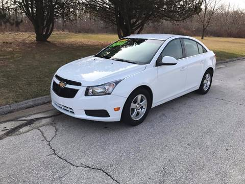 2012 Chevrolet Cruze for sale in Cudahy, WI