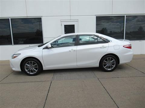 2017 Toyota Camry for sale in Moline, IL