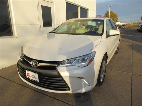 2016 Toyota Camry for sale in Moline, IL