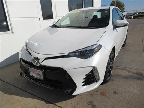 2017 Toyota Corolla for sale in Moline, IL