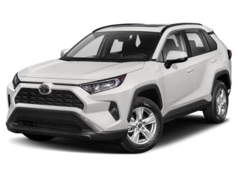 2019 Toyota RAV4 XLE for sale at HILAND TOYOTA in Moline IL