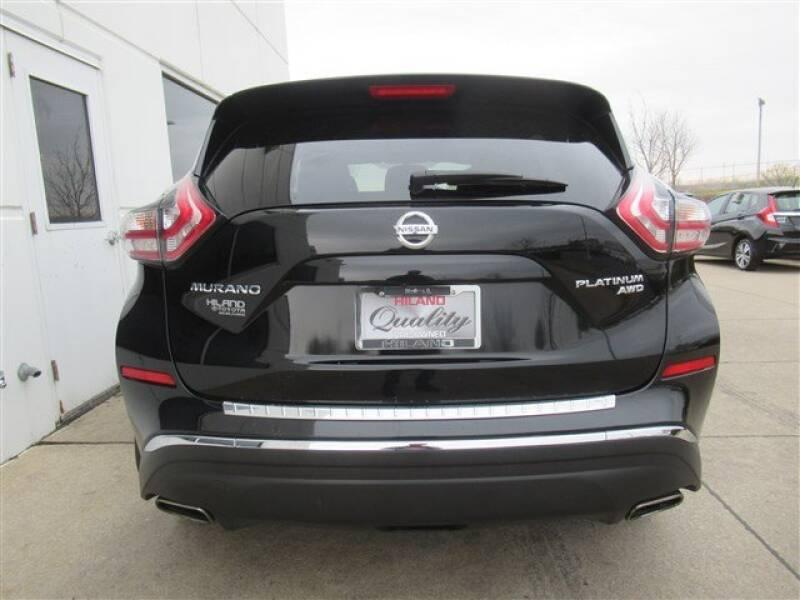2015 Nissan Murano Platinum (image 36)
