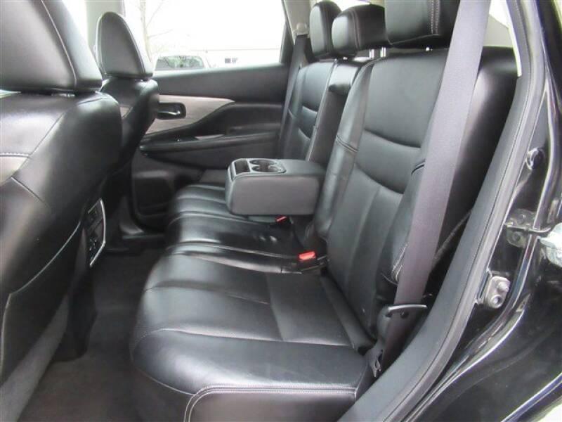 2015 Nissan Murano Platinum (image 2)