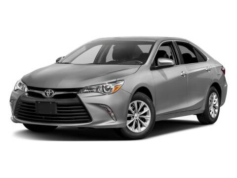 2017 Toyota Camry XLE for sale at HILAND TOYOTA in Moline IL