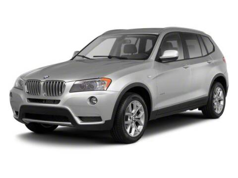 2012 BMW X3 xDrive28i for sale at HILAND TOYOTA in Moline IL