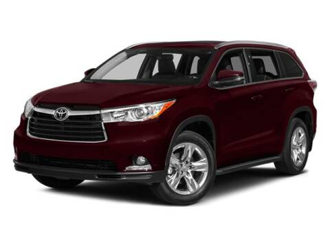 2014 Toyota Highlander Limited for sale at HILAND TOYOTA in Moline IL