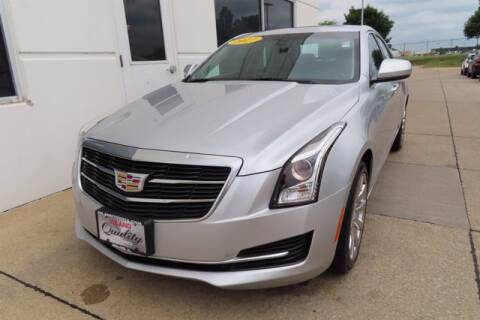 2017 Cadillac ATS for sale at HILAND TOYOTA in Moline IL