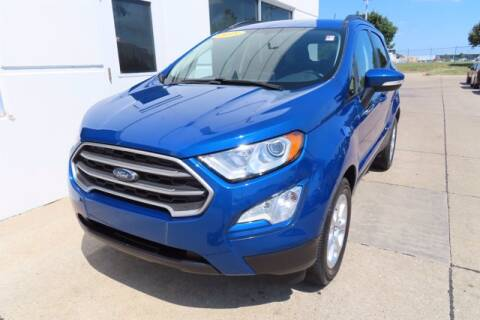 2018 Ford EcoSport for sale at HILAND TOYOTA in Moline IL