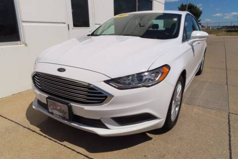 2018 Ford Fusion for sale at HILAND TOYOTA in Moline IL