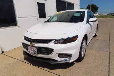 2018 Chevrolet Malibu for sale at HILAND TOYOTA in Moline IL