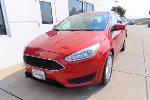 2018 Ford Focus for sale at HILAND TOYOTA in Moline IL