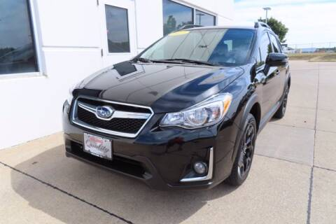 2017 Subaru Crosstrek for sale at HILAND TOYOTA in Moline IL