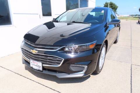 2017 Chevrolet Malibu for sale at HILAND TOYOTA in Moline IL