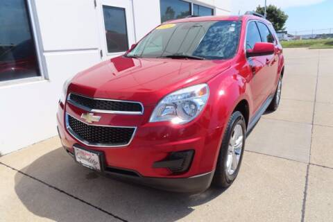2014 Chevrolet Equinox for sale at HILAND TOYOTA in Moline IL