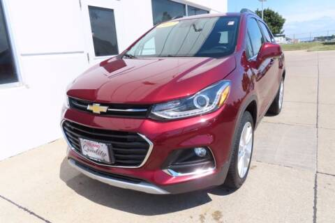 2017 Chevrolet Trax for sale at HILAND TOYOTA in Moline IL