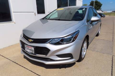 2017 Chevrolet Cruze for sale at HILAND TOYOTA in Moline IL