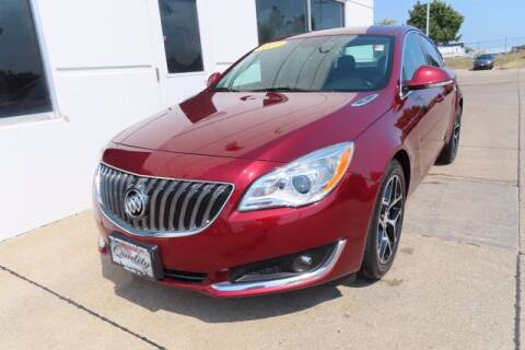 2017 Buick Regal for sale at HILAND TOYOTA in Moline IL