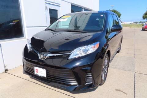 2020 Toyota Sienna for sale at HILAND TOYOTA in Moline IL