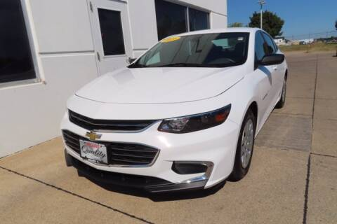 2016 Chevrolet Malibu for sale at HILAND TOYOTA in Moline IL