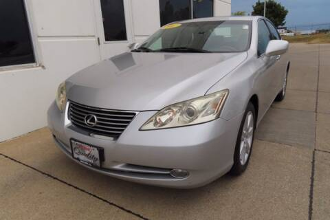 2007 Lexus ES 350 for sale at HILAND TOYOTA in Moline IL