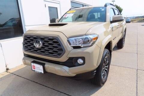 2020 Toyota Tacoma for sale at HILAND TOYOTA in Moline IL