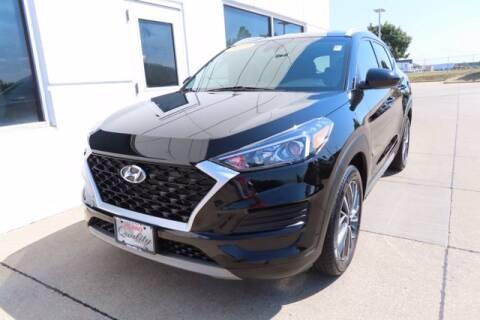 2019 Hyundai Tucson for sale at HILAND TOYOTA in Moline IL