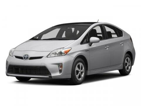 2013 Toyota Prius for sale at HILAND TOYOTA in Moline IL