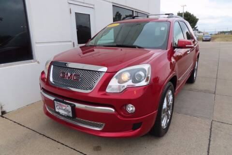 2012 GMC Acadia for sale at HILAND TOYOTA in Moline IL