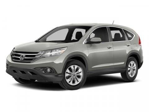 2014 Honda CR-V for sale at HILAND TOYOTA in Moline IL