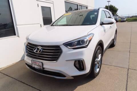 2018 Hyundai Santa Fe for sale at HILAND TOYOTA in Moline IL