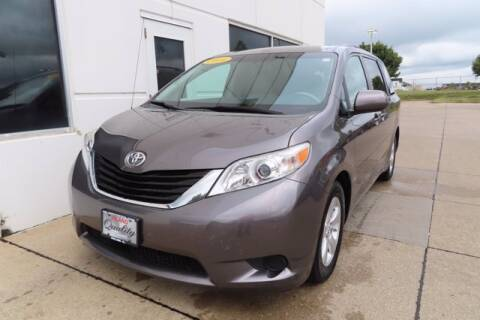 2014 Toyota Sienna for sale at HILAND TOYOTA in Moline IL