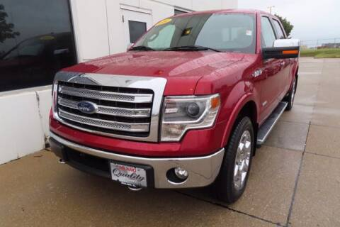 2014 Ford F-150 for sale at HILAND TOYOTA in Moline IL